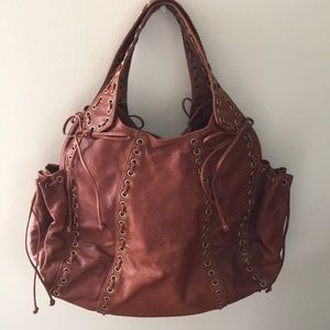 Brand new Kooba bag, beautiful brown